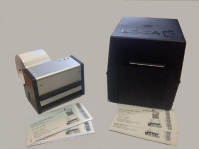 ticket booking - individual design and print