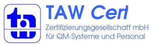 TAW Cert Logo